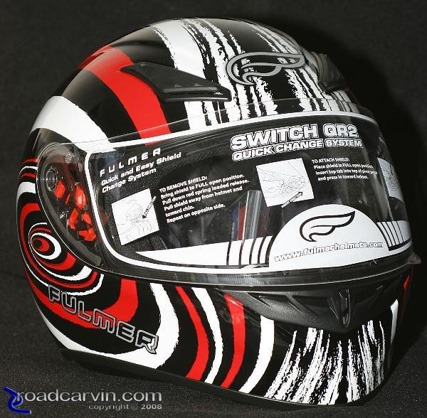 Fulmer Helmet - SS Maelstrom