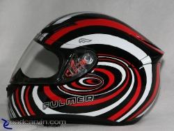Fulmer SS Helmet - Left Side
