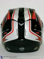 Scorpion Helmets - EXO-1000 - RPM Rear