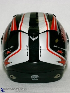 Scorpion Helmets - EXO-1000 - RPM Rear