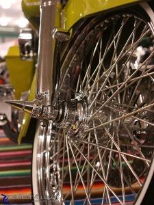 2008 Arlen Ness Bike Show - Spike Axle