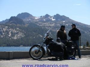 Street Vibrations - Caples Lake, Highway 88