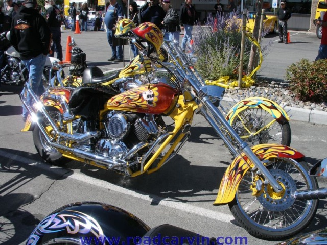 Street Vibrations - Wild Customs - Carson City Harley-Davidson