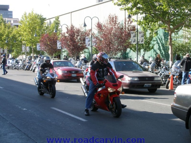 Street Vibrations 2005 - The One Percenters