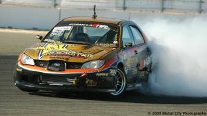 2009 Formula Drift Infineon - Subaru WRX STi