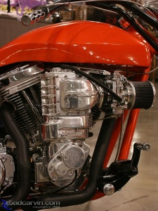 2008 Arlen Ness Bike Show - Supercharged V-Twin