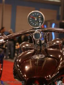 2008 Arlen Ness Bike Show - Nice Tach