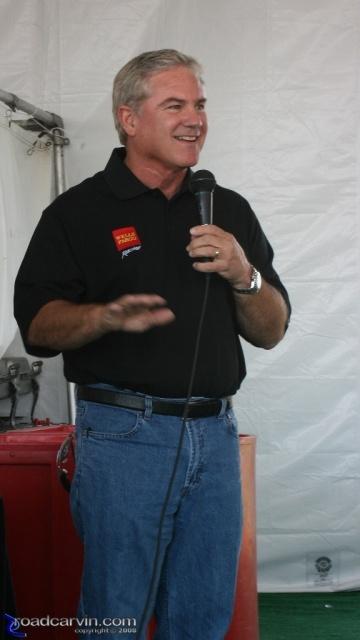 2008 NASCAR - Infineon Raceway - Terry Labonte