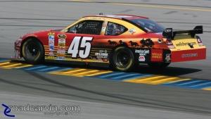 2008 NASCAR - Infineon Raceway - Terry Labonte Exit Turn 4a