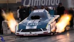 2009 Fram Autolite NHRA Nationals - Tim Wilkerson - Light It Up