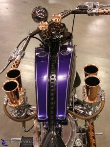 2008 Arlen Ness Bike Show - Twin Carburetors