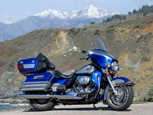 2009 Harley-Davidson Ultra Classic Electra Glide - Highway One