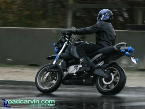 Buell Inside Pass Track Day - Buell Ulysses XB12X
