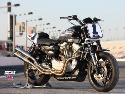 Vance & Hines XR1200 3/4 Right Side