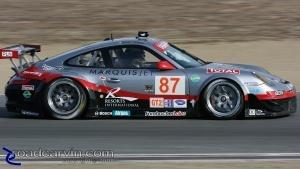 Werner/Miller GT2 Porsche 911 RSR