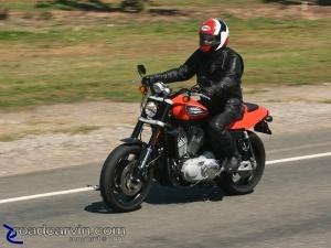 2009 Harley-Davidson Sportster XR1200 - Hwy 26