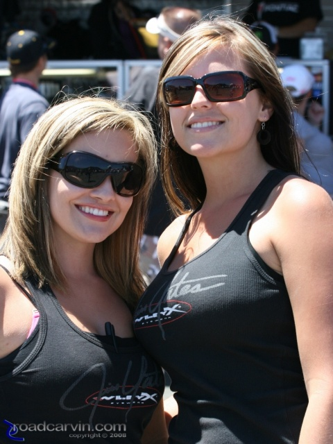 2008 Infineon NHRA - Jim Yates - Girls with Attitude