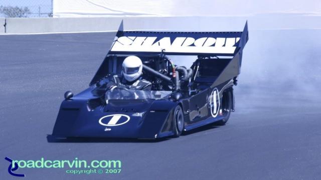 2007 Rolex Monterey Historic Races - 1970 Shadow Mk1
