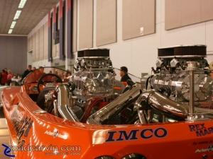 2008 Arlen Ness Bike Show - Supercharged Boat