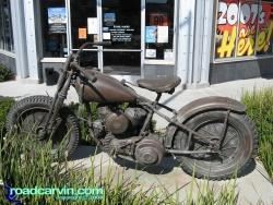 Harley Davidson - Bronze
