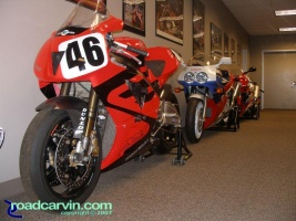 Historic Honda racing bikes: Be sure to check out the lineup of honda racing hardware