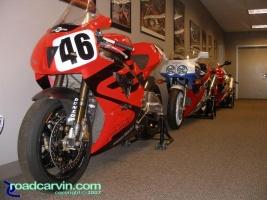 Historic Honda racing bikes: Be sure to check out the lineup of honda racing hardware