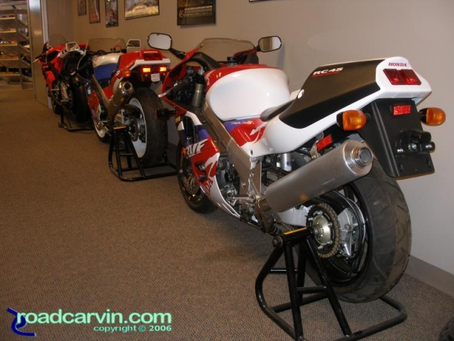 Racebike Row at Big Valley Honda (2)