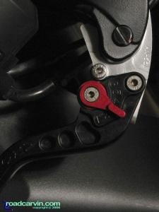 CRG Brake Lever - detail