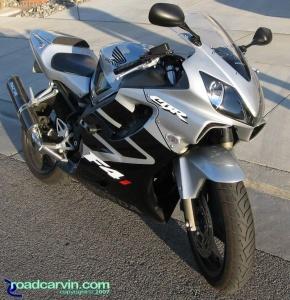 CBR600 F4i 2003