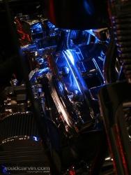 2008 Easyriders Show - Neon Lights Highlight Evo Motor