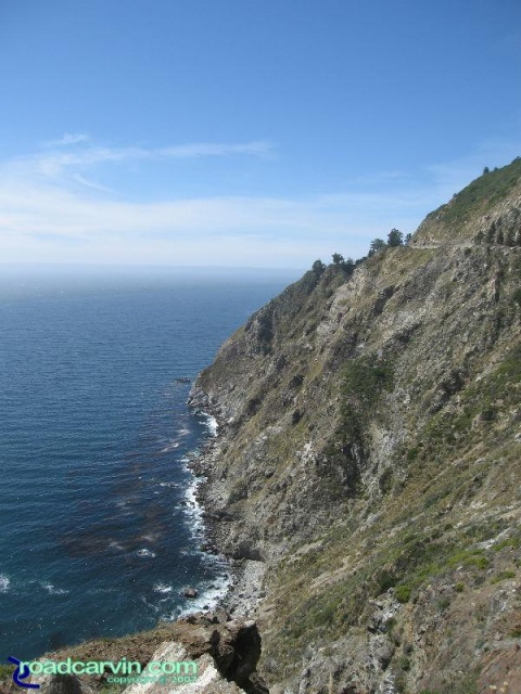 Highway 1 Rugged Coastline