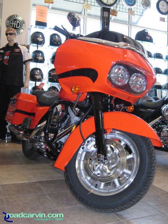 McGuire Harley-Davidson Dealerships   Roadcarvin