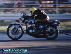 Kawasaki 750 Triple