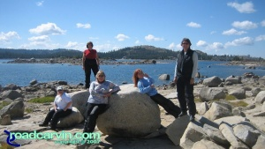 NorthStar Moto Tours - Loon Lake - Group
