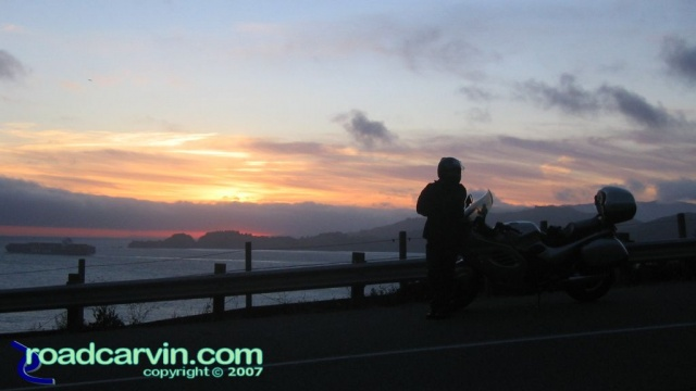 NorthStar Moto Tours - North Coast - Sunset