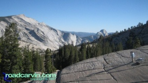NorthStar Moto Tours - Yosemite - Half Dome