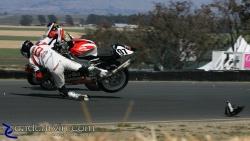 Daytona SportBike - Saturday Crash (3)