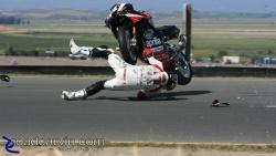 Daytona SportBike - Saturday Crash (6)