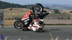 Daytona SportBike - Saturday Crash (7)