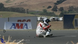 Daytona SportBike - Saturday Crash (10)