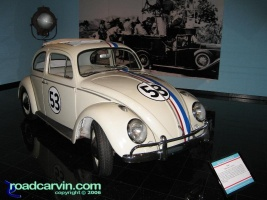 "Herbie The Love Bug: The 1953 VW Bug - Herbie ""The Love Bug"""