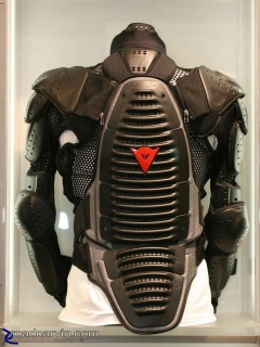 D-Store San Francisco - Dainese Armor: If you need armor, Dainese has it.