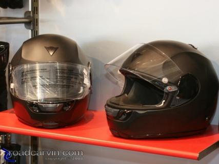 Full Face Performance Helmets