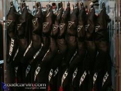 D-Store San Francisco - Laguna Seca Leather Suit
