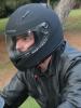 Fulmer S1 - rider on bike