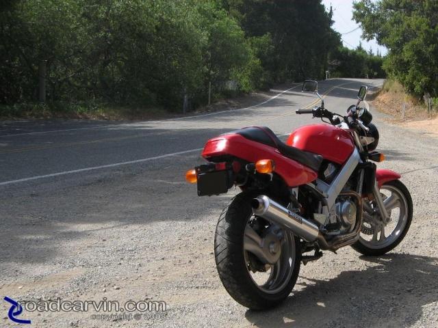Quick Ride - Palomares Canyon Road - Hawk GT (I)