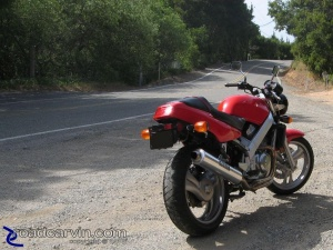 Quick Ride - Palomares Canyon Road - Hawk GT (I)
