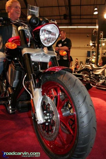 27th Annual Cycle World International Motorcycle Show in San Mateo, California (ims-2007-san-mateo-023.jpg)