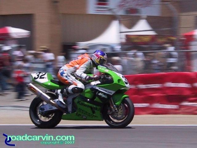 2007 Red Bull U.S. Grand Prix at Laguna Seca Raceway (kawasaki_32.JPG)