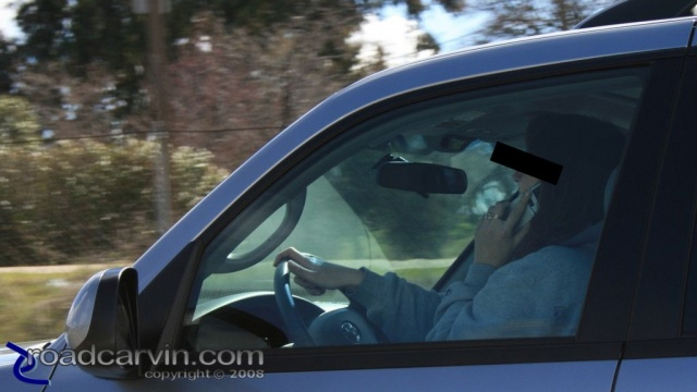 Know Thy Enemy - Cell Phone To Her Ear, A Finger On The Wheel...